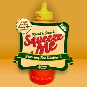 Squeeze Me (feat. Ben Westbeech) - EP