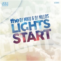 The Lights Start - Single