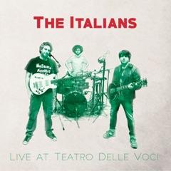 Live at Teatro Delle Voci - EP