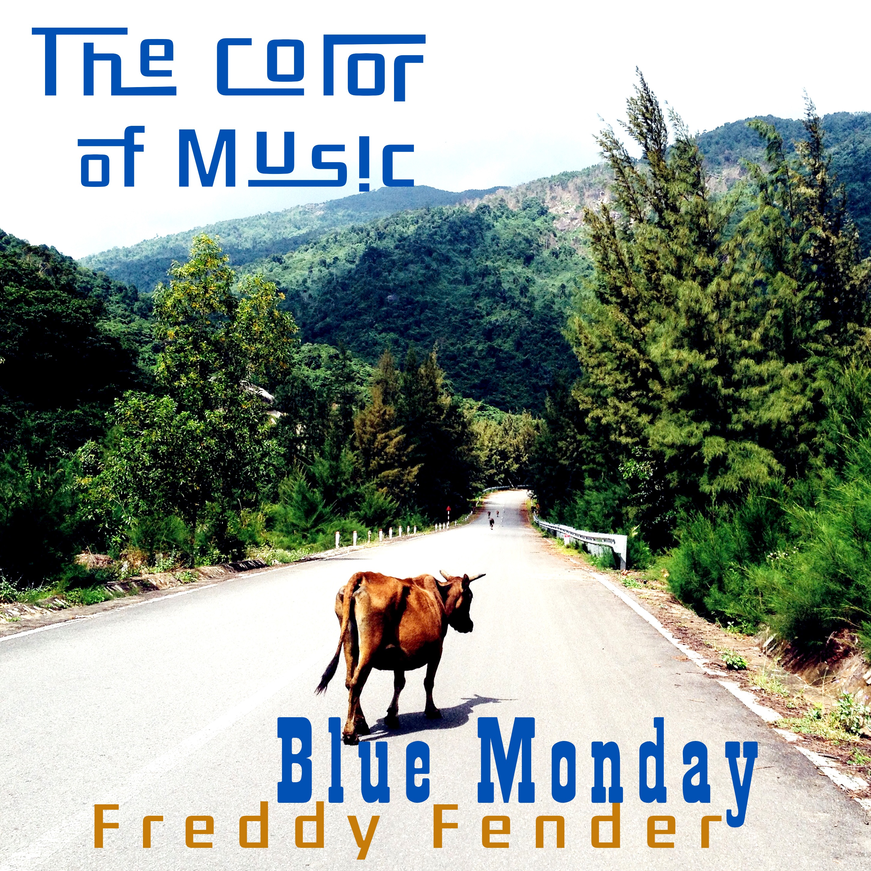 The Color of Music: Blue Monday