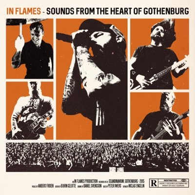 Sounds from the Heart of Gothenburg (Live) - In Flames