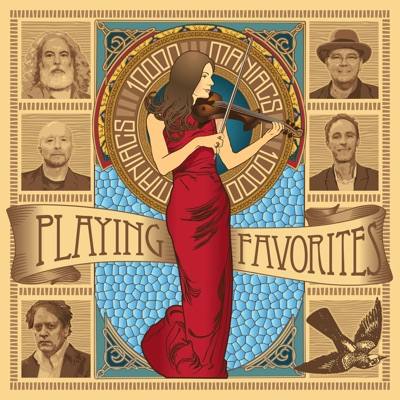 Playing Favorites (Live) - 10000 Maniacs