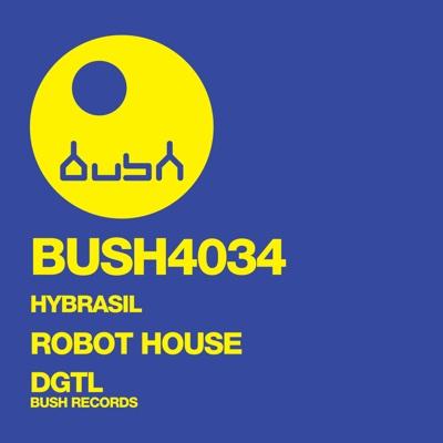 Robot House - EP - Hybrasil album