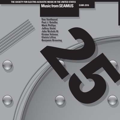 Music from SEAMUS, Vol. 25 - Various Artists album