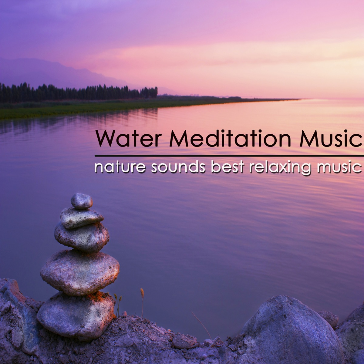 Water Meditation Music – Nature Sounds Best Relaxing Music to Keep