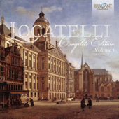 Locatelli: Complete Edition, Vol. 1 - Various Artists Cover Art