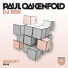 Dj Box August 2016 - Paul Oakenfold