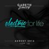 Gareth Emery - Electric for Life Top 10 - August 2016 (By Gareth Emery) artwork