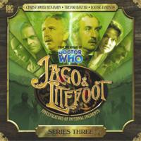 Matthew Sweet, John Dorney, Andy Lane & Justin Richards - Jago & Litefoot Series 3 artwork