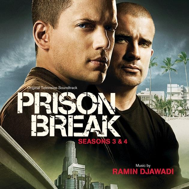Prison Break: Seasons 3 & 4 (Original Television Soundtrack) by ...