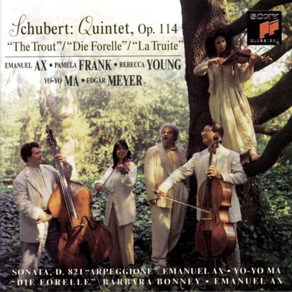 Schubert: Trout Quintet, Arpeggione Sonata & Die Forelle