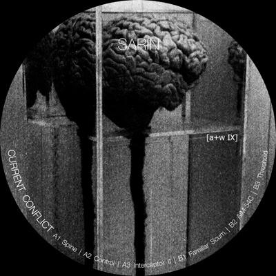Current Conflict - EP - Sarin album