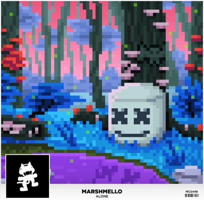 Alone - Marshmello song