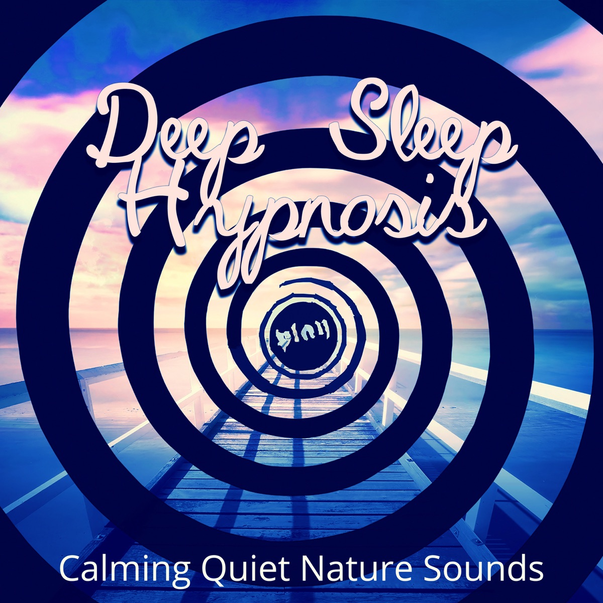 Deep Sleep Hypnosis:Calming Quiet Nature Sounds, Therapy Healing