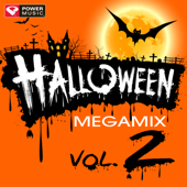 Halloween MegaMix, Vol. 2 (60 Min Non Stop Workout Mix 130 BPM)-Power Music Workout