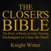The Closer's Bible: The Book of Books on Sales Training & Techniques to Close the Deal! (Unabridged) AudioBook Download