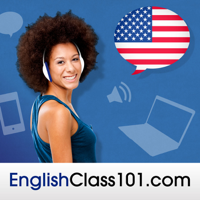 Podcast cover art for Learn English | EnglishClass101.com