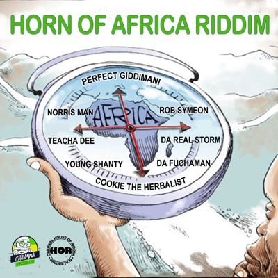 Horn of Africa Riddim - Various Artists album