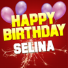 White Cats Music - Happy Birthday Selina (Electro Version) artwork