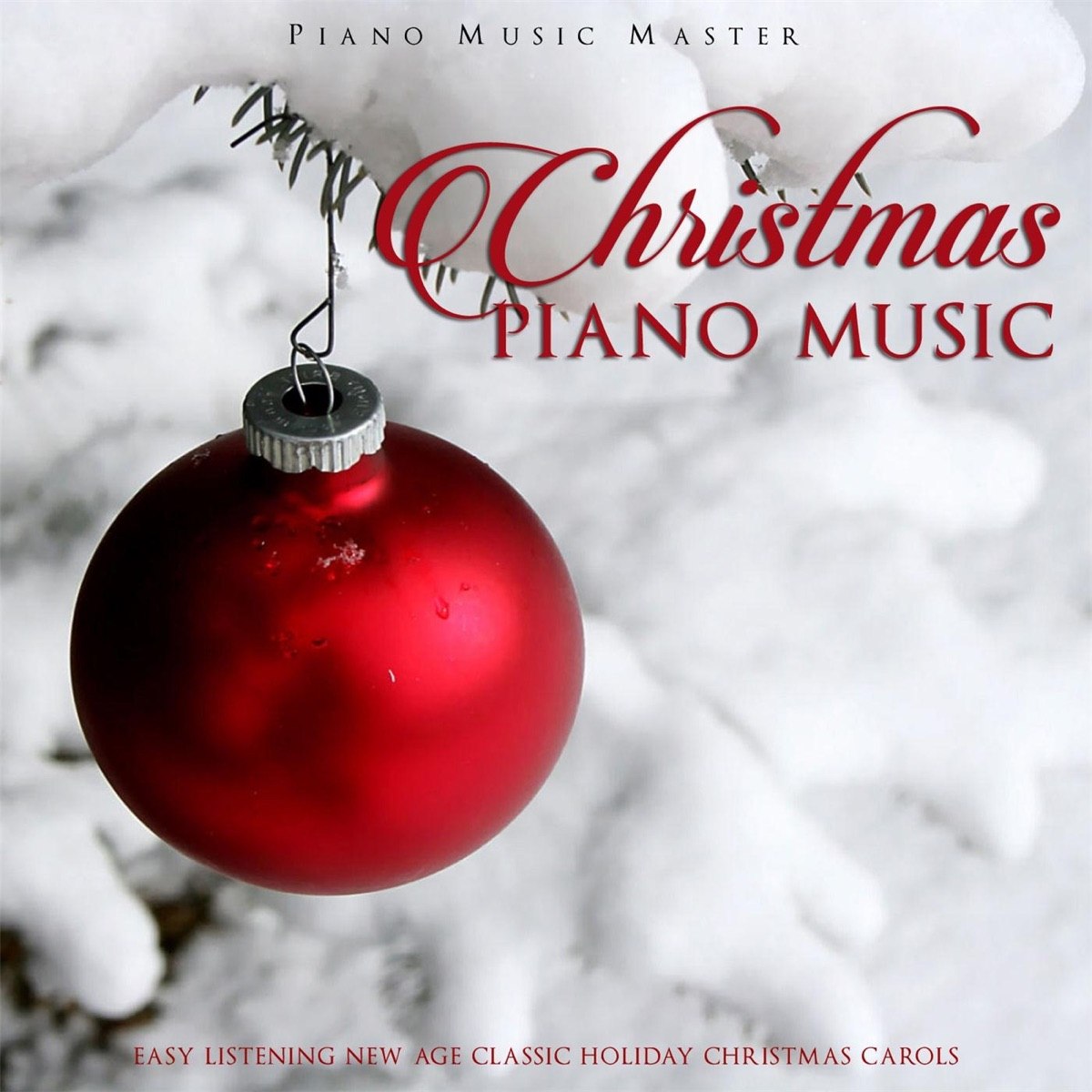 Christmas Piano Music: Easy Listening New Age Classic Holiday ...