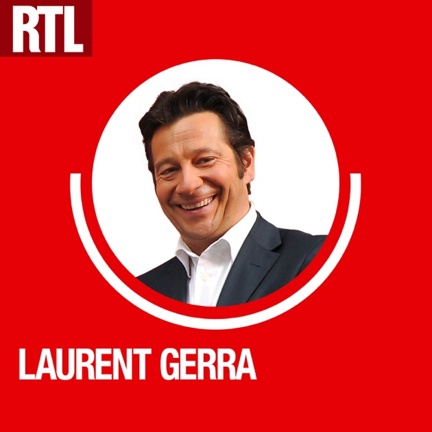 podcast rtl laurent gerra