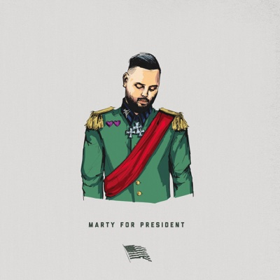 Marty for President - EP - MARTY album