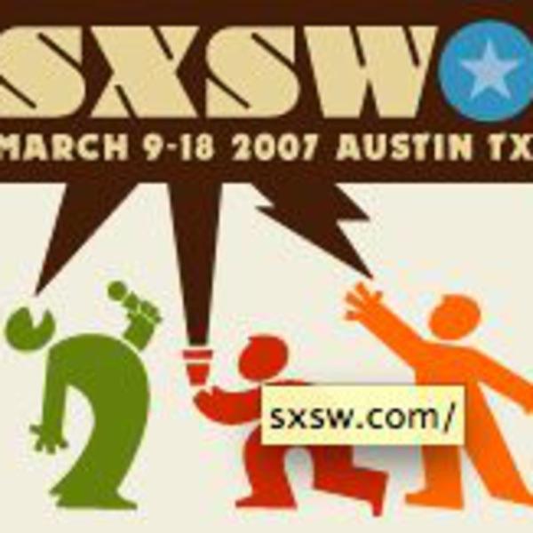 SXSW Gordon's podcast