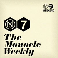 Podcast cover art for Monocle 24: The Monocle Weekly
