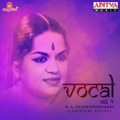 Vocal: M. L. Vasanthakumari, Vol. 4