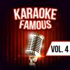 Karaoke Famous - Let Me Love You (Originally Performed by DJ Snake and Justin Bieber) [Karaoke Instrumental] artwork