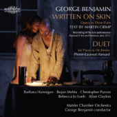 Written On Skin-Barbara Hannigan, George Benjamin, Mahler Chamber Orchestra & Bejun Mehta