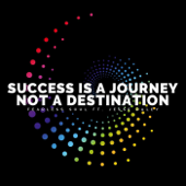Success Is a Journey Not a Destination (feat. Jesse Daley)