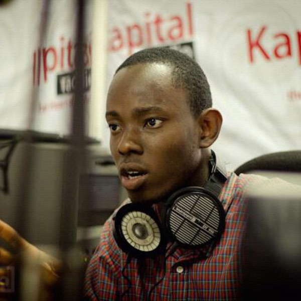 Official Podcast page of Ghana's most versatile showbiz personality