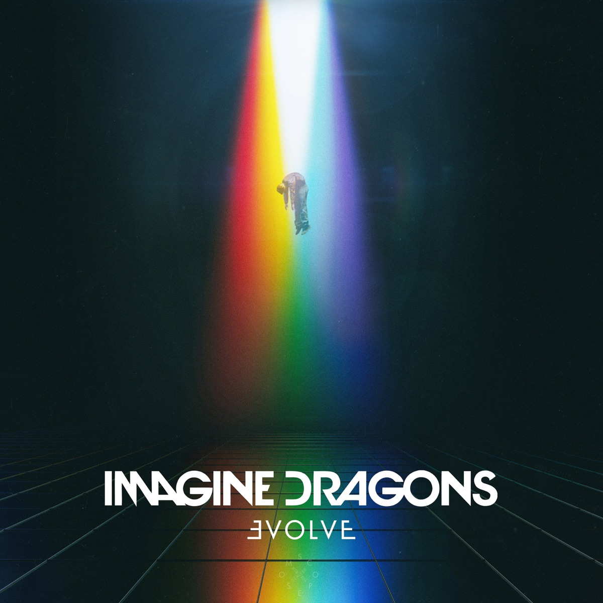 Evolve Imagine Dragons CD cover