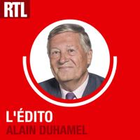 Podcast cover art for L'Edito d'Alain Duhamel
