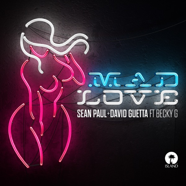 Cover art for Mad Love