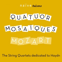 String Quartet No. 15 in D Minor, K. 421: III. Menuetto