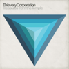 Thievery Corporation - Treasures from the Temple artwork