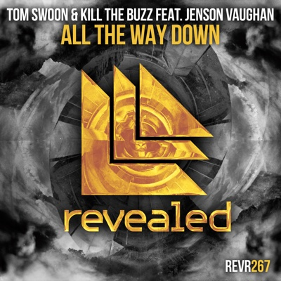 All the Way Down (feat. Jenson Vaughan) - Single - Tom Swoon & Kill The Buzz album