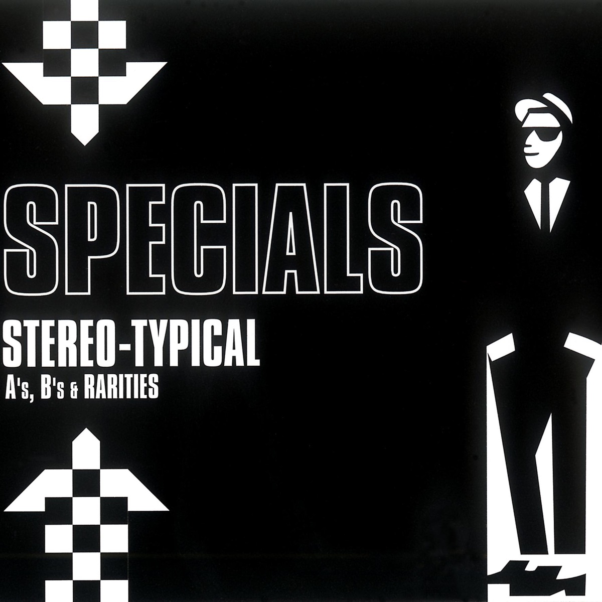 Stereo-Typical As Bs  Rarities The Specials CD cover