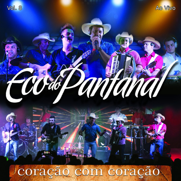 cd do grupo eco do pantanal