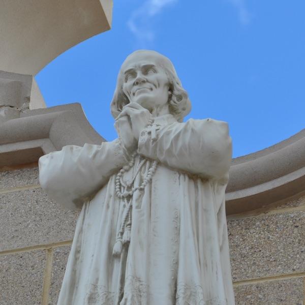 St. John Vianney Church Homily