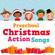 The Christmas Action Song - The Kiboomers