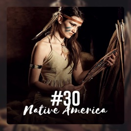 #30 Native America: Healing Indian Flute Music, Ethnic Echoes of Shamanic  Drums by Native Meditation Zone