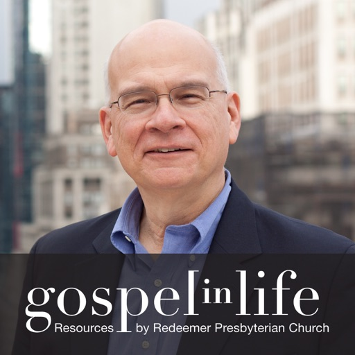 Cover image of Timothy Keller Sermons Podcast by Gospel in Life