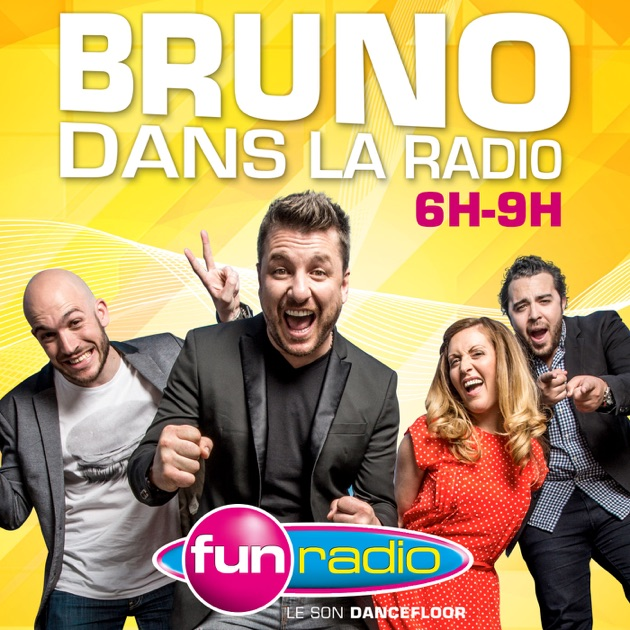 bruno dans la radio par funradio sur apple podcasts. Black Bedroom Furniture Sets. Home Design Ideas