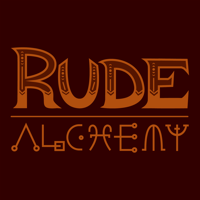 Podcast cover art for Rude Alchemy