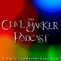 Podcast cover art for The Clive Barker Podcast
