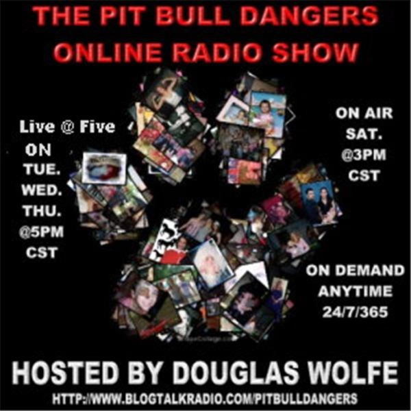 Pit Bull Dangers Radio Live @ Five