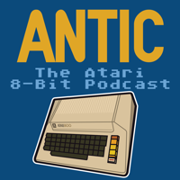 ANTIC The Atari 8-bit Podcast podcast
